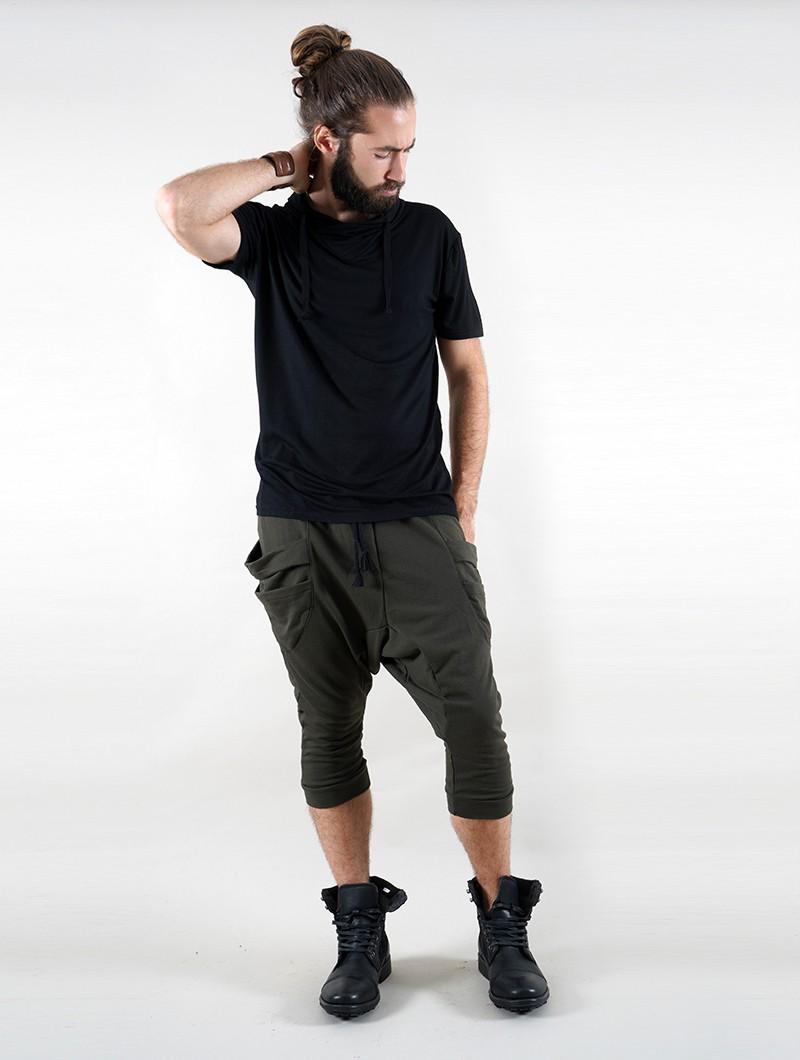 "Camiseta \""Hylo\"", Negro"