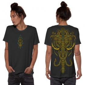 "Camiseta \""Kandula\"", Gris oscuro"