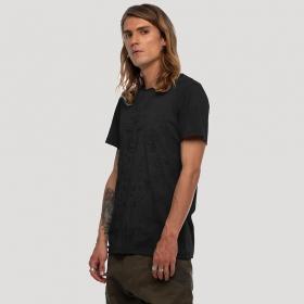 """Camiseta \""""Maya\"""", Negro"""