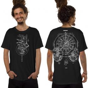 "Camiseta \""Obscure\"", Negro"