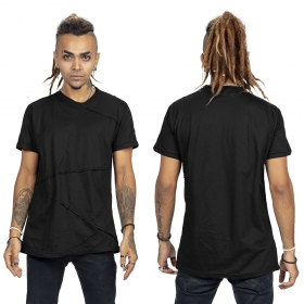 "Camiseta \""Odin\"", Negro"