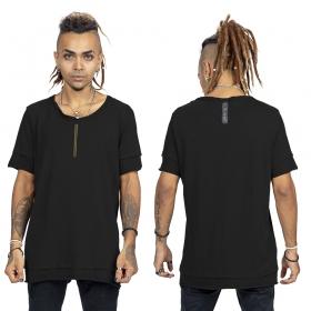 """Camiseta \""""Siam\"""", Negro y dorado"""