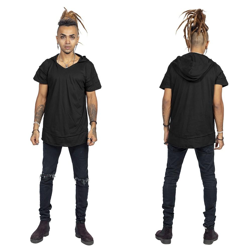 """Camiseta \""""Stonehenge\"""", Noir"""