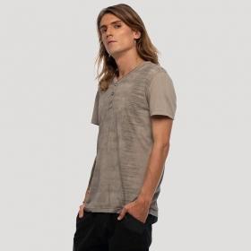 """Camiseta \""""Subura\"""", Gris beige"""