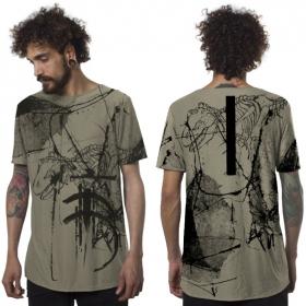 """Camiseta \""""T-Rex\"""", Beige"""