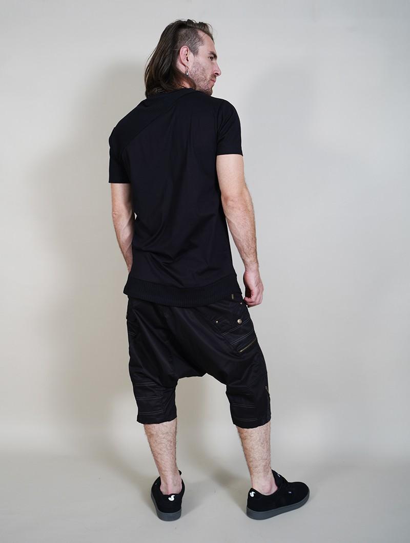 """Camiseta \""""Tenere\"""", Negro"""