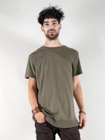 "Camiseta \""Tenere\"", Verde oliva"