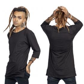 """Camiseta \""""Zeus\"""", Negro y dorado"""