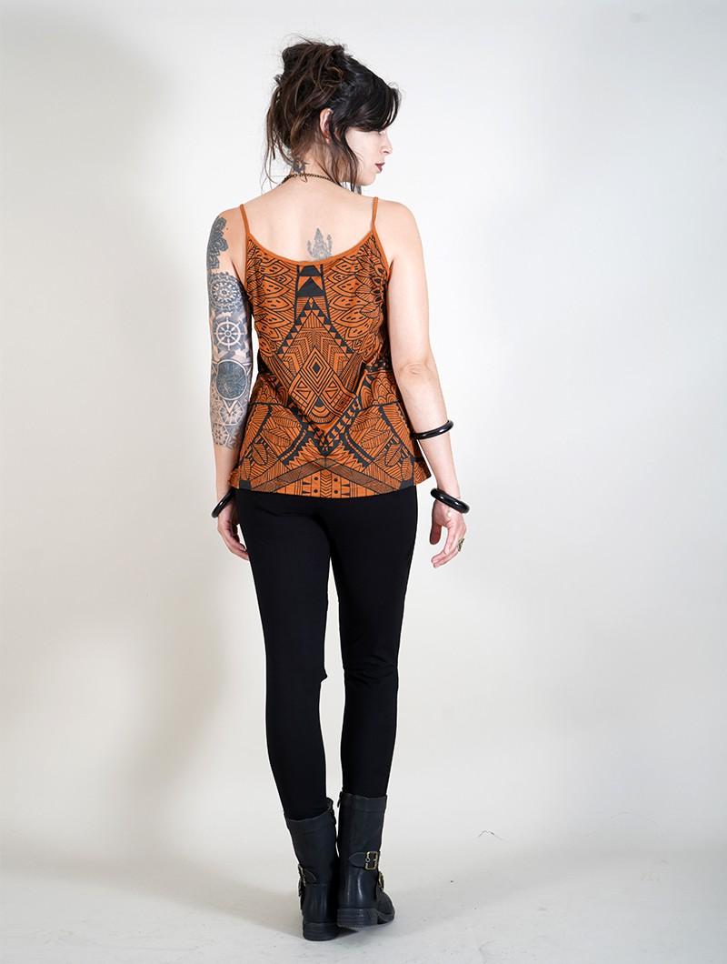 "Camiseta con tirantes \""Ciryandil Africa\"", Siena"