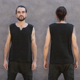 "Camiseta sin mangas \""Core Ninja Twill\"", Gris"
