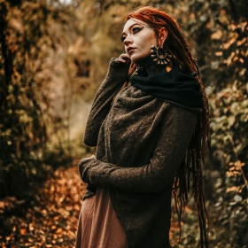 """Chal Witch \""""Adrika\"""", Caqui"""