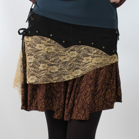 ""\""""Chimey"""" skirt, Black brown and beige""280|280|?|en|2|464744190de8a49b5a406e755f729f1b|False|UNLIKELY|0.3392144739627838