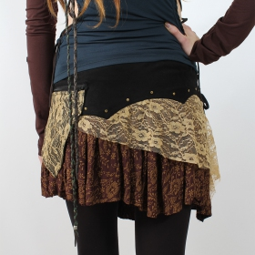 ""\""""Chimey"""" skirt, Black brown and beige""280|280|?|en|2|7790a3af09a71db95600a236cd1106a1|False|UNLIKELY|0.32466447353363037