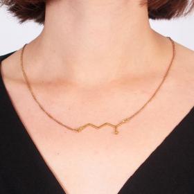 "Collar \""Serenidad\"", Molécula GABA"