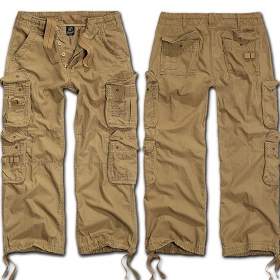 "Combat trousers surplus \""cargo pure\\\"", beige"