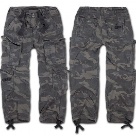 "Combat trousers surplus \""cargo pure\\\"", dark camo"