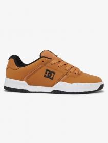 DC Shoes Central, Cuero nubuck camel