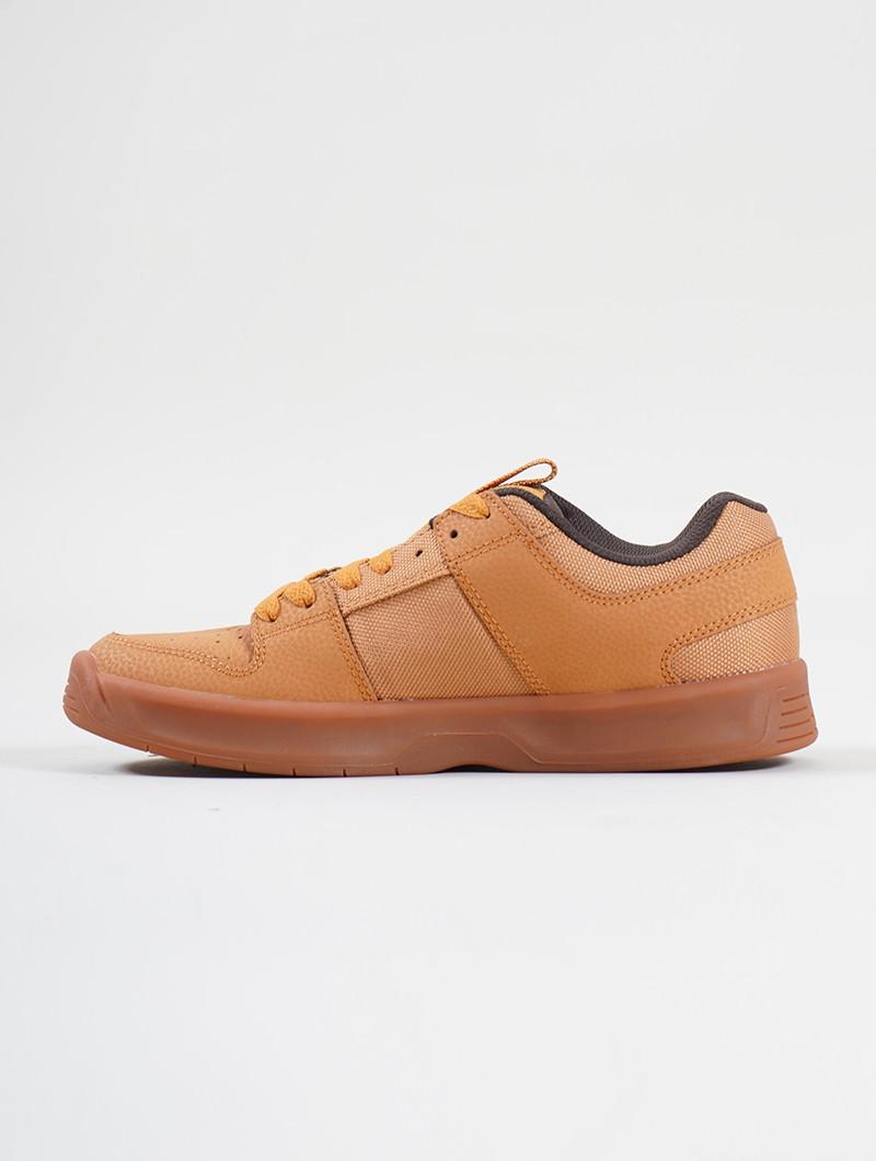 DC Shoes Lynx Zero, Cuero nubuck camel