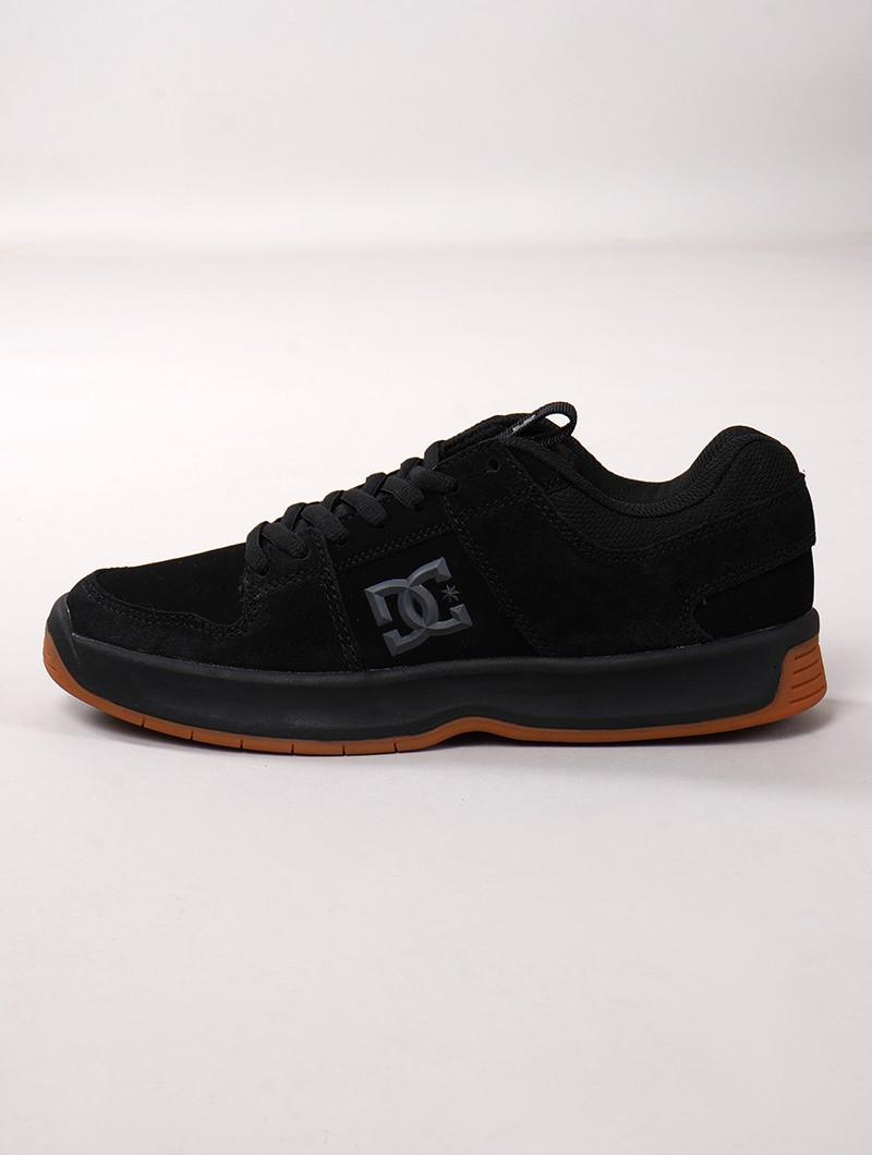 DC Shoes Lynx Zero, Cuero nubuck negro