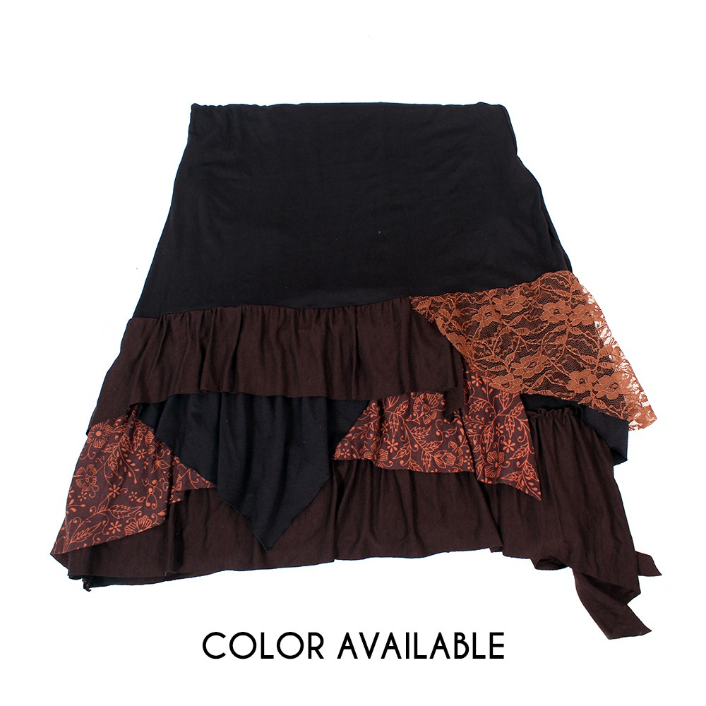 "Dress ""Tanika"", Brown"