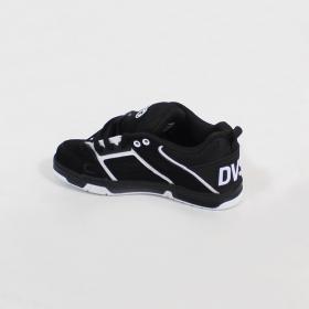 DVS Comanche, Black white Leather