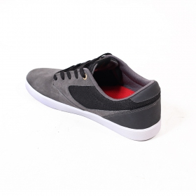DVS Pressure SC+, Grey suede leather