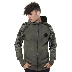 ""\""""Feathers"""" zipped hoodie, Olive hydron""280|280|?|en|2|35805a2c59d9fbcde0f5af43775641eb|False|UNLIKELY|0.2807224988937378