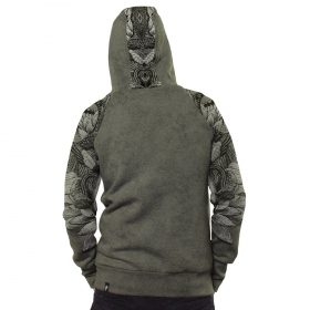 ""\""""Feathers"""" zipped hoodie, Olive hydron""280|280|?|en|2|37aae0f75b06fea2d10516dc3cff29d2|False|UNLIKELY|0.3076954185962677