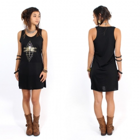 ""\\""""Geometric Dragonfly\"""" dress, Black and gold""280|280|?|en|2|d5ec796efc40dc40b4ded1d90a48b707|False|UNLIKELY|0.3385469317436218