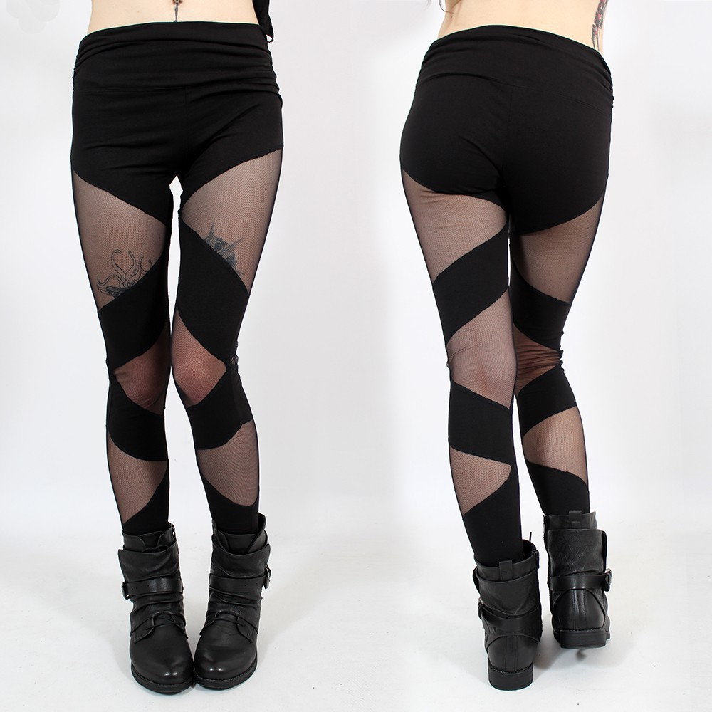 """Hot Pant\"" legging, Black"