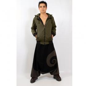"""Indian Project Jacket \\\""""Evolution Omega\\\"""", Khaki"""