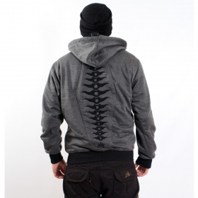 "Indian project jacket \""evolution raptor\\\"", grey"