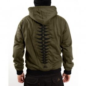 "Indian Project Jacket ""Evolution Raptor\"", Khaki"