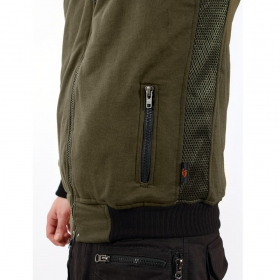 """Indian Project Jacket \""""Evolution Raptor\"""", Khaki"""