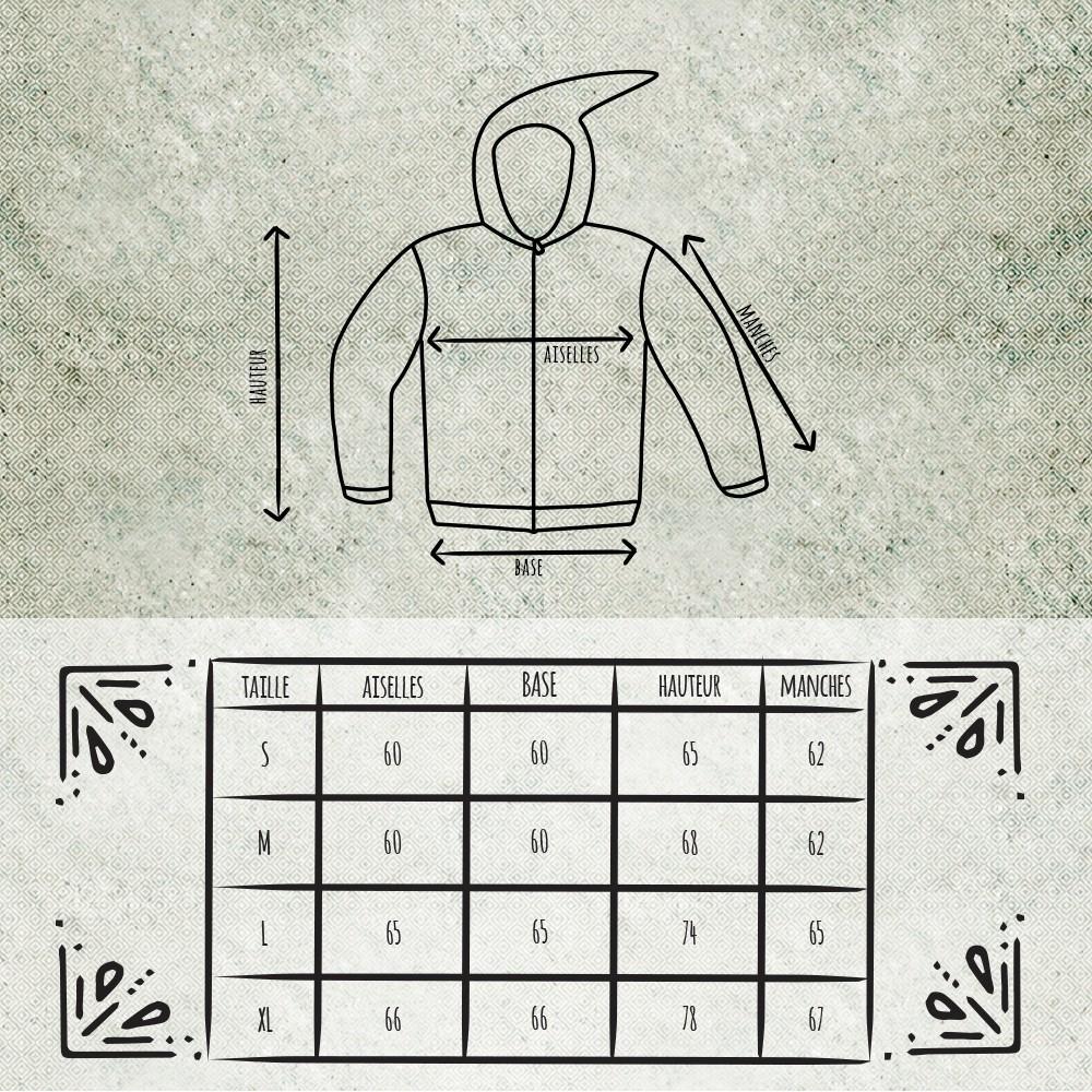 "Jacket  dwarfhood GadoGado \\\""Hoarii\\\"", Khaki"