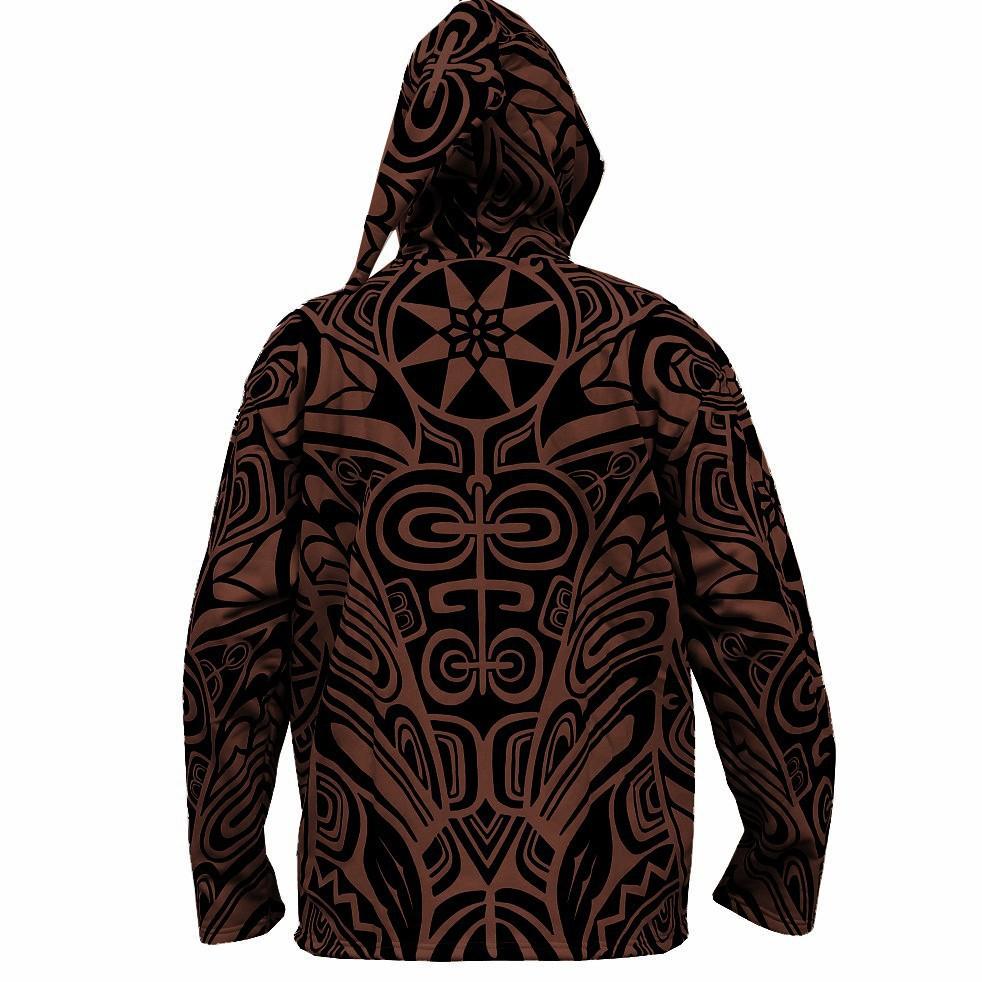 "Jacket dwarfhood GadoGado \""Apia\"", Brown black"