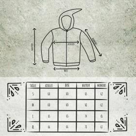 """Jacket dwarfhood GadoGado \""""Aroa\"""", Khaki black"""