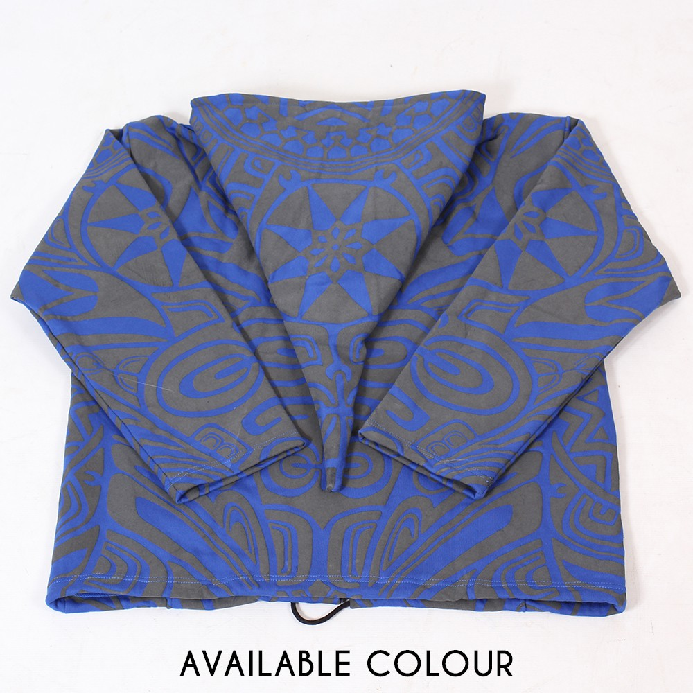 "Jacket dwarfhood GadoGado ""Arutua"", Blue black"