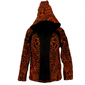 "Jacket dwarfhood gadogado \""skywalker\\\"", orange-black"