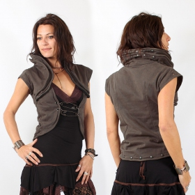 "Jacket Psylo ""Metal\"", Grey"