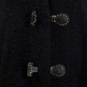"Jacket witch \\\""sadhana\\\"", one size color black"