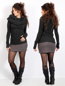"Jersey ""Mantra\"", Gris oscuro"