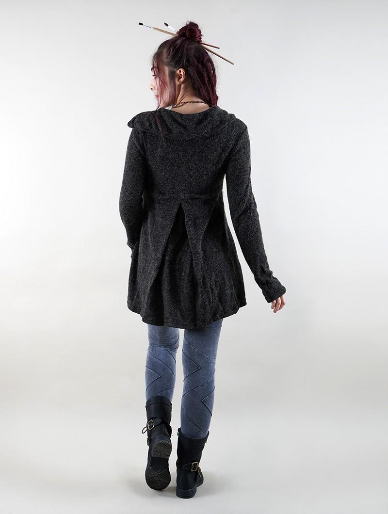 """Jersey túnica \""""Ekantika\"""", Gris"""