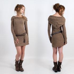 "\\\""Karmäa\\\"" pullover dress, Beige"