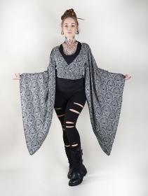 "Kimono \""Aura\"", Negro"