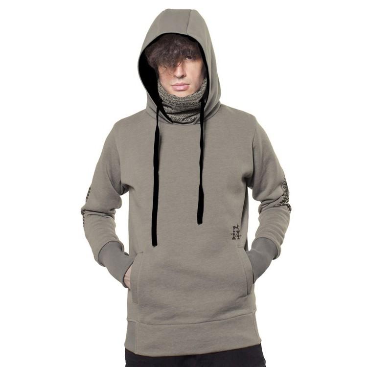 "\""Lappi\"" hoodie, Beige"