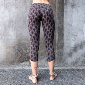 "Leggings ""Furiosa Drop\"", Marrón"