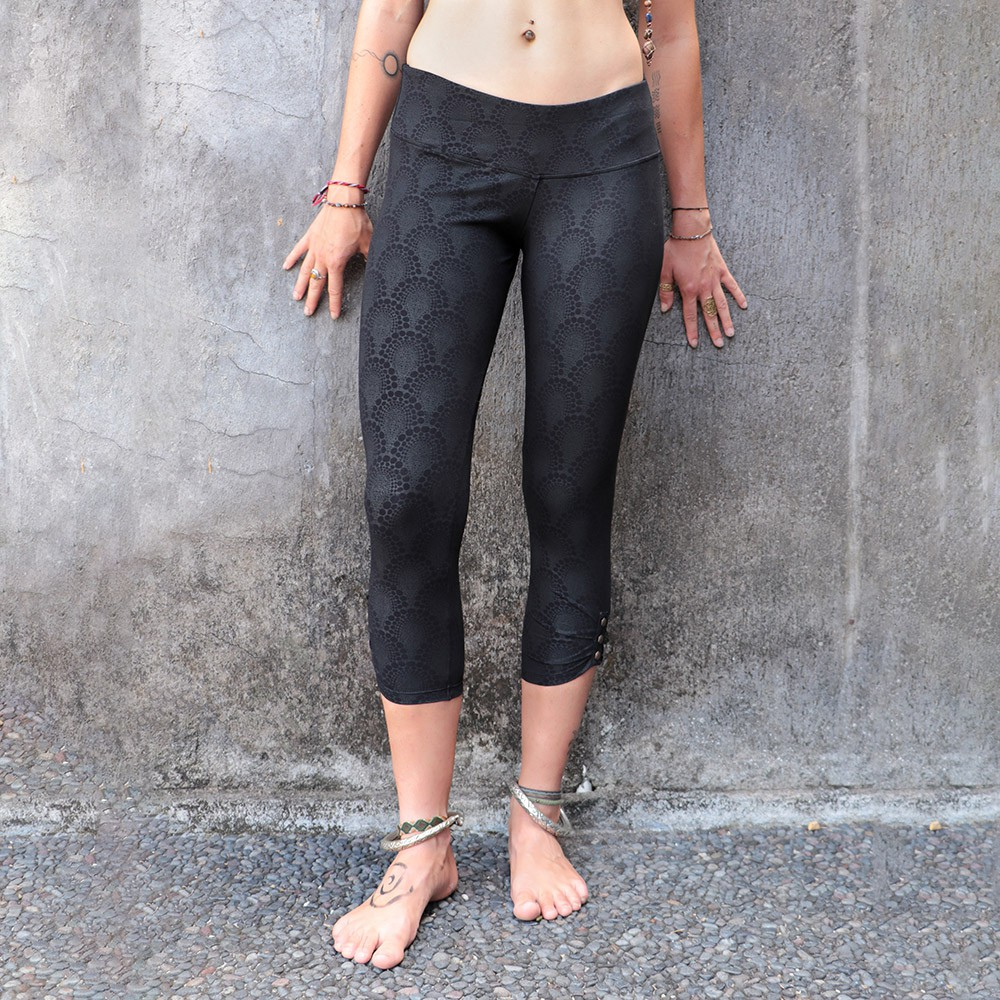 "Leggings ""Furiosa Drop\"", Negro"