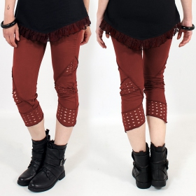 "Leggings ""Nirmala\"", Brick"
