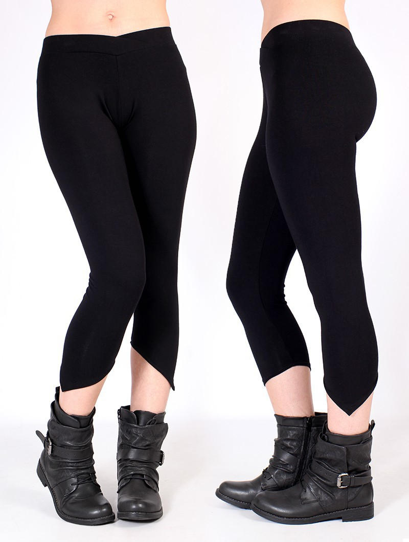 "Leggings ""Shayäa\"", Negro"